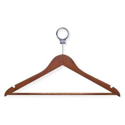 Cherry Hotel Suit Hangers (24-Pack)