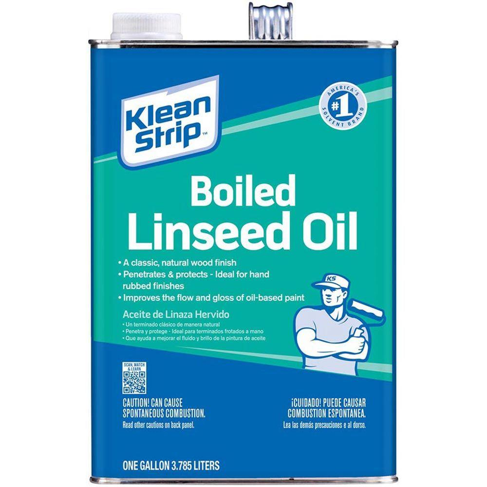 linseed Klean msds strip oil