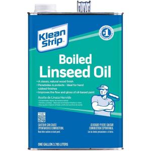 1 gal. Boiled Linseed Oil
