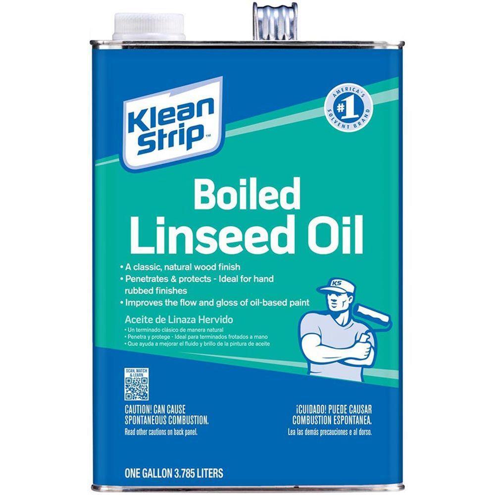 Klean-Strip 1 Gal. Boiled Linseed Oil
