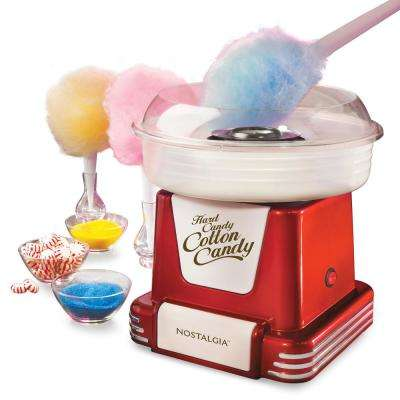 Retro Hard and Sugar-Free Cotton Candy Maker