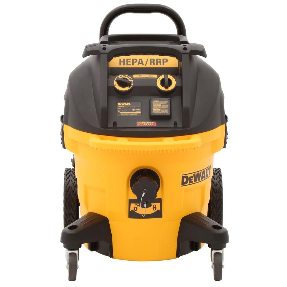 DEWALT 10-Gallon Dust Extractor with Automatic Filter Clean