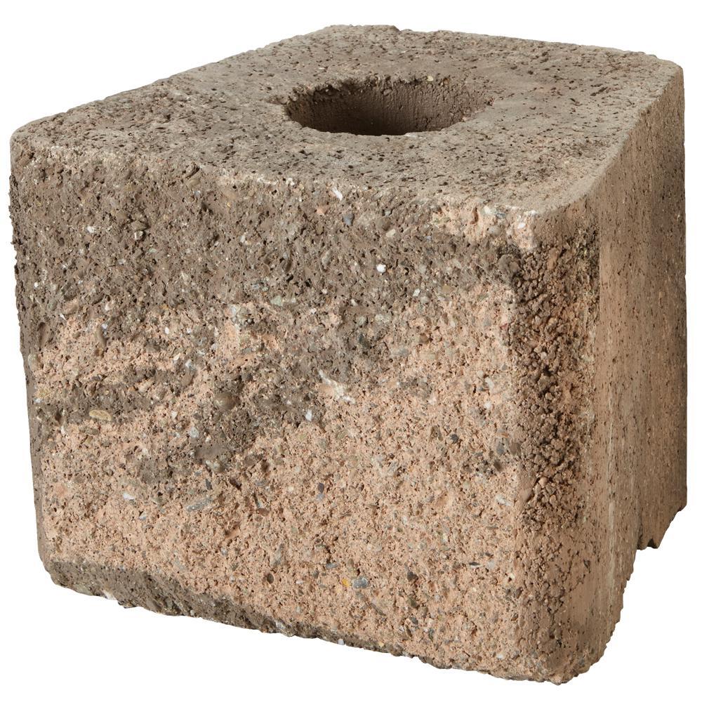 RockWall Medium 7 in. L x 7.75 in. W x 6 in. H Marine Concrete Wall Block (96-Piece/31 sq. ft./Pallet)