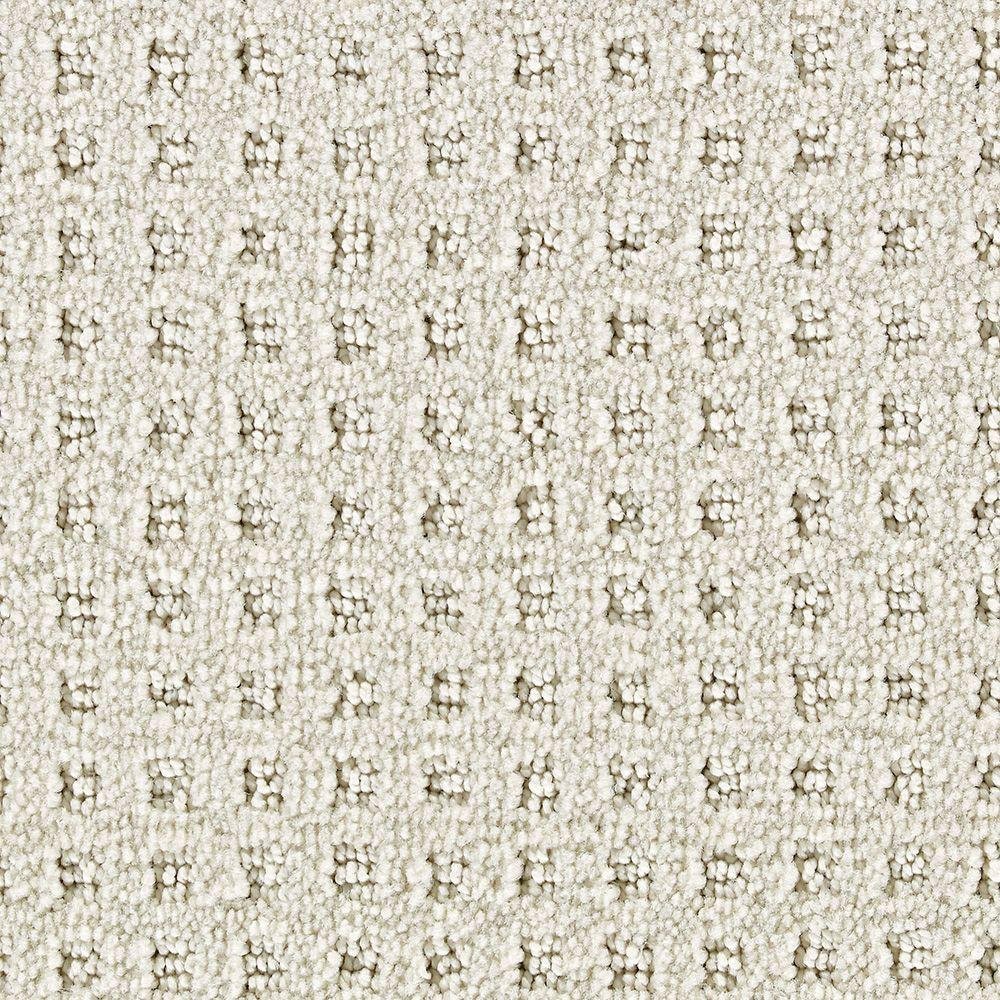 Martha Stewart Living Springwood Sandpiper - 6 in. x 9 in. Take Home Carpet Sample