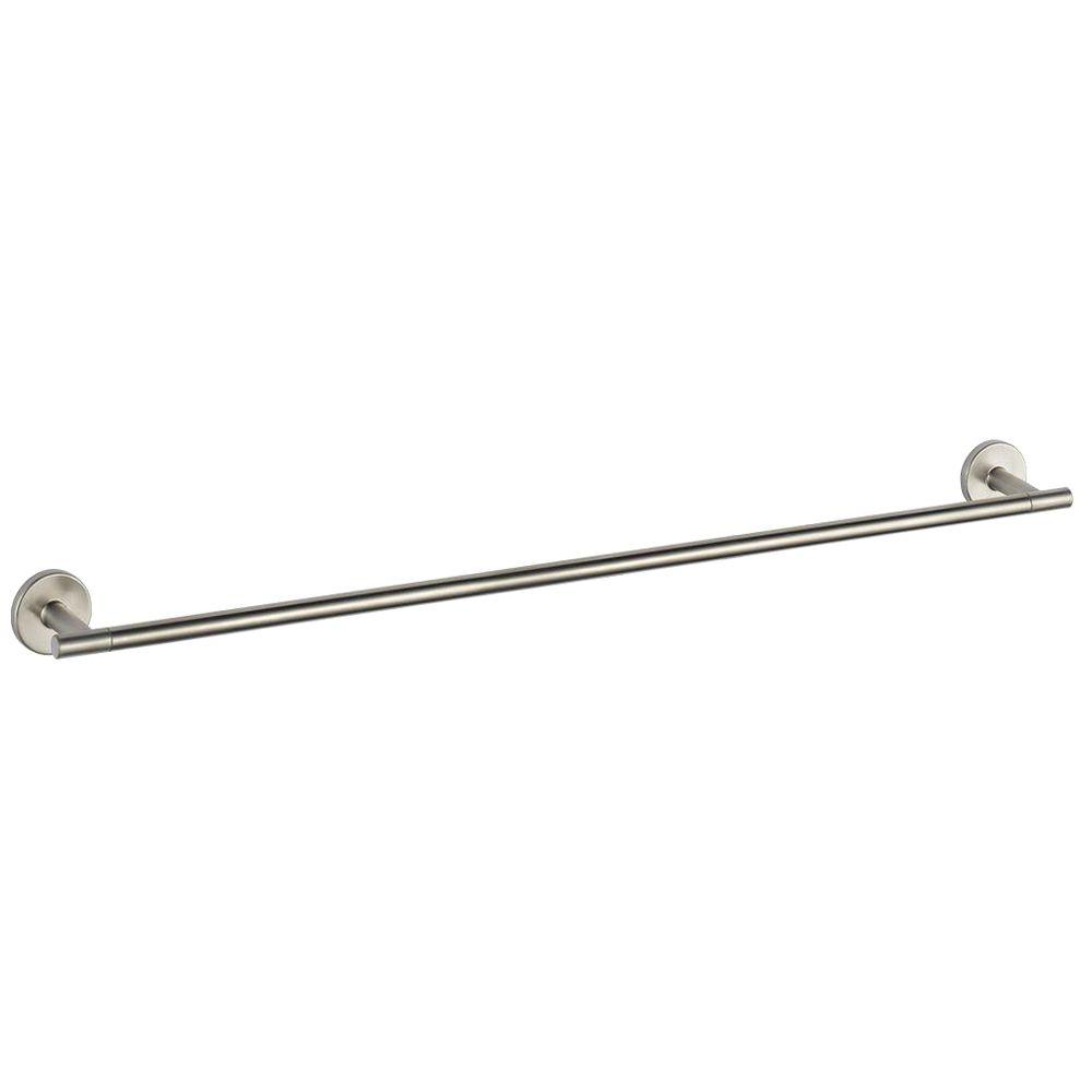 Delta Trinsic 30 in. Towel Bar in Brilliance Stainless