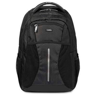 15.6 in. Polyester Carrying Case, Black