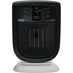 DeLonghi Silent System Compact Ceramic Heater by DeLonghi