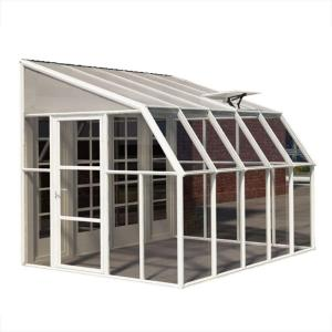Rion Sun Room 8 ft. x 10 ft. Clear Greenhouse by Rion