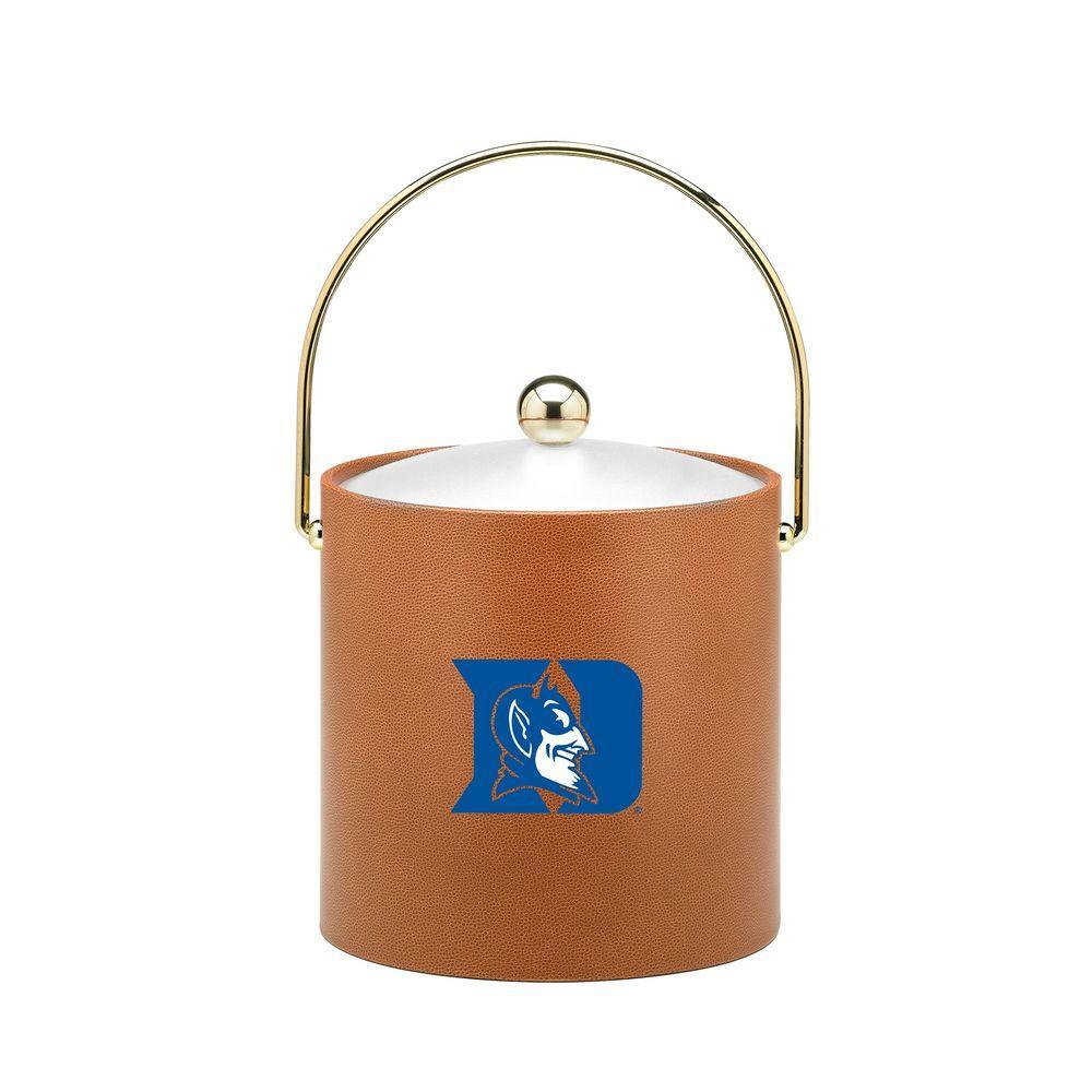 Kraftware Duke 3 Qt. Basketball Texture Ice Bucket