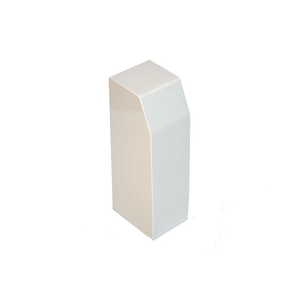 NeatHeat Left End/Wall Cap - Hot Water Hydronic Baseboard Cover (Not for Electric Baseboard)
