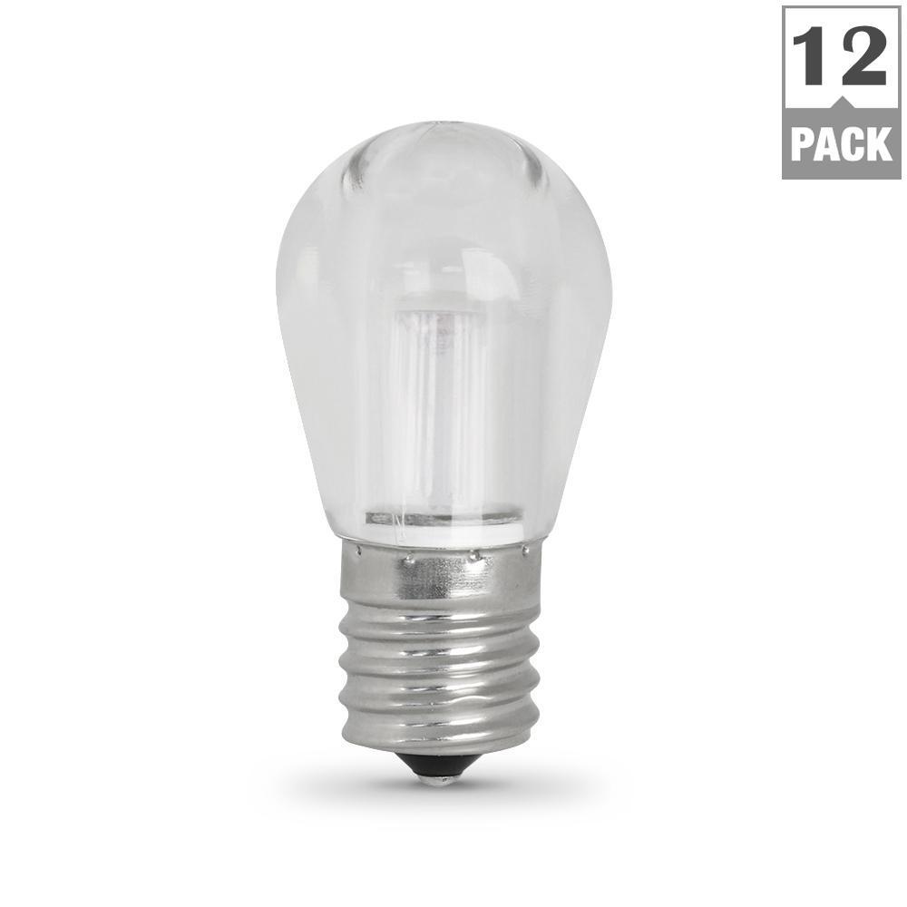 20w Led Bulb A19: Feit Electric 60W Equivalent Warm White A19 LED Light Bulb