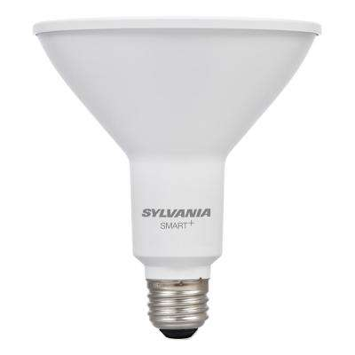 120W Equivalent Soft White PAR38 Flood LED Light Bulb