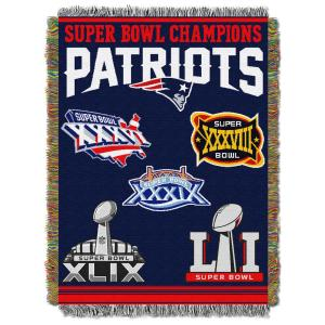 Patriots Multi-Color Tapestry Commemorative Series by