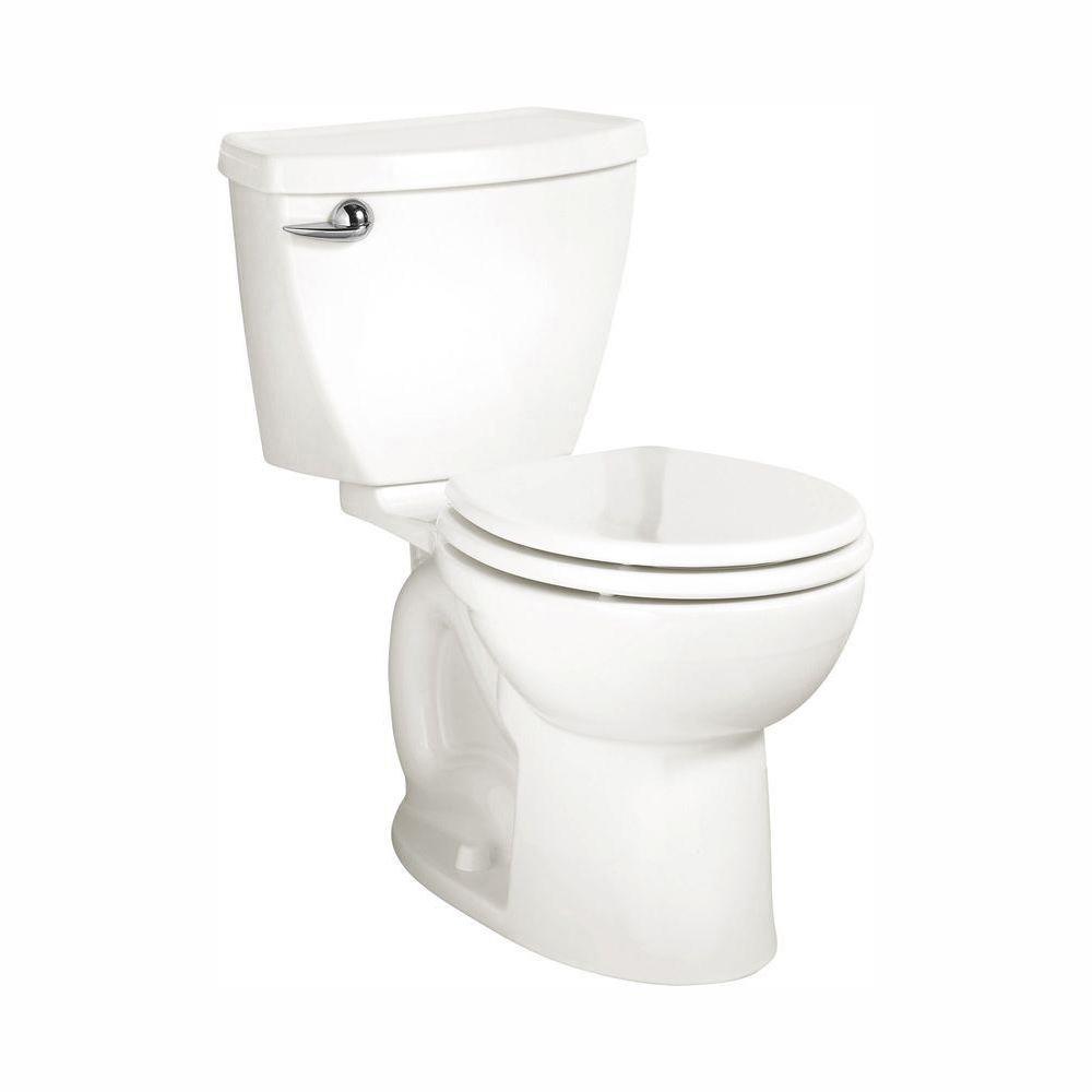 Cool American Standard Cadet 3 Powerwash Tall Height 2 Piece 1 28 Gpf Single Flush Round Toilet In White Seat Not Included Inzonedesignstudio Interior Chair Design Inzonedesignstudiocom
