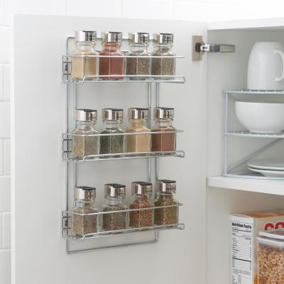 3-Tier Wall Mounted Spice Rack