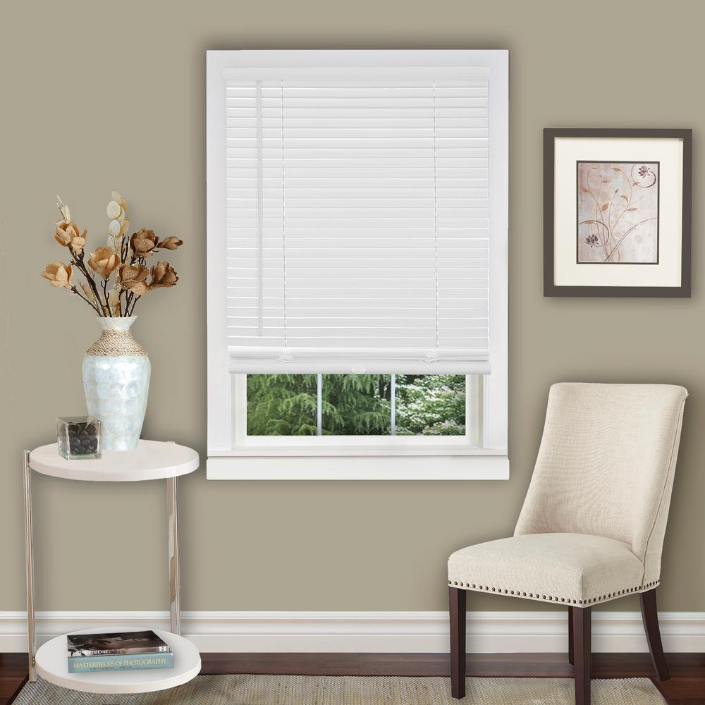 Off-White - Vertical Blinds - Blinds - The Home Depot