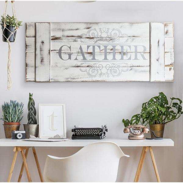 Wooden Sign for Home Living Room Bedroom Garden Patio Door Wood Plaque,Rustic Wood Wall Sign,Wood Quotes Wall Decor,Wall Hangings Decor,Decorative Word Signs,Heart with Music Note