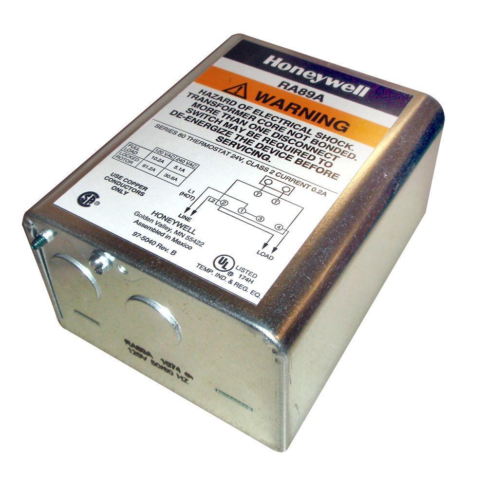 Honeywell 120-volt Switching Relay-ra89a1074