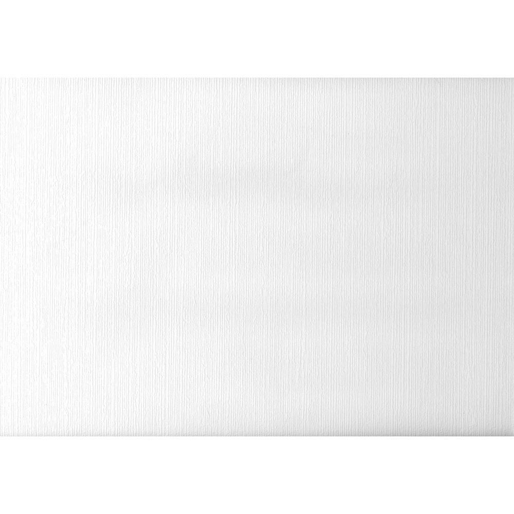 56.4 sq. ft. Fibre Paintable Peelable Wallpaper