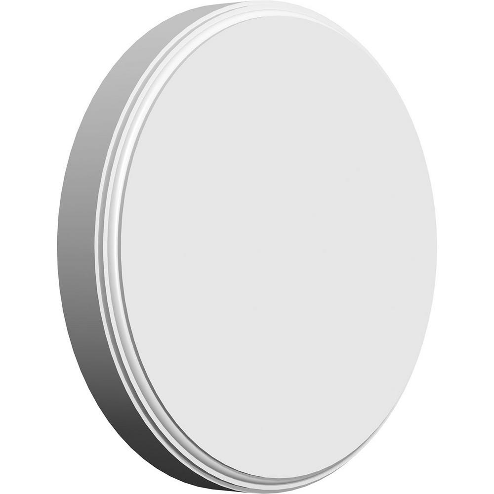 Wall Rosette Floor Rosette 12x12 50x50 mm iris Graduation Plate 1mm
