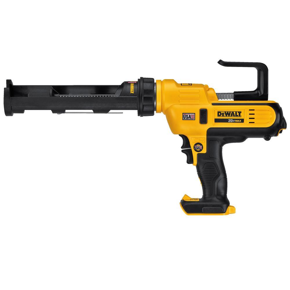20-Volt MAX Lithium-Ion Cordless 300 ml Adhesive Gun (Tool-Only)