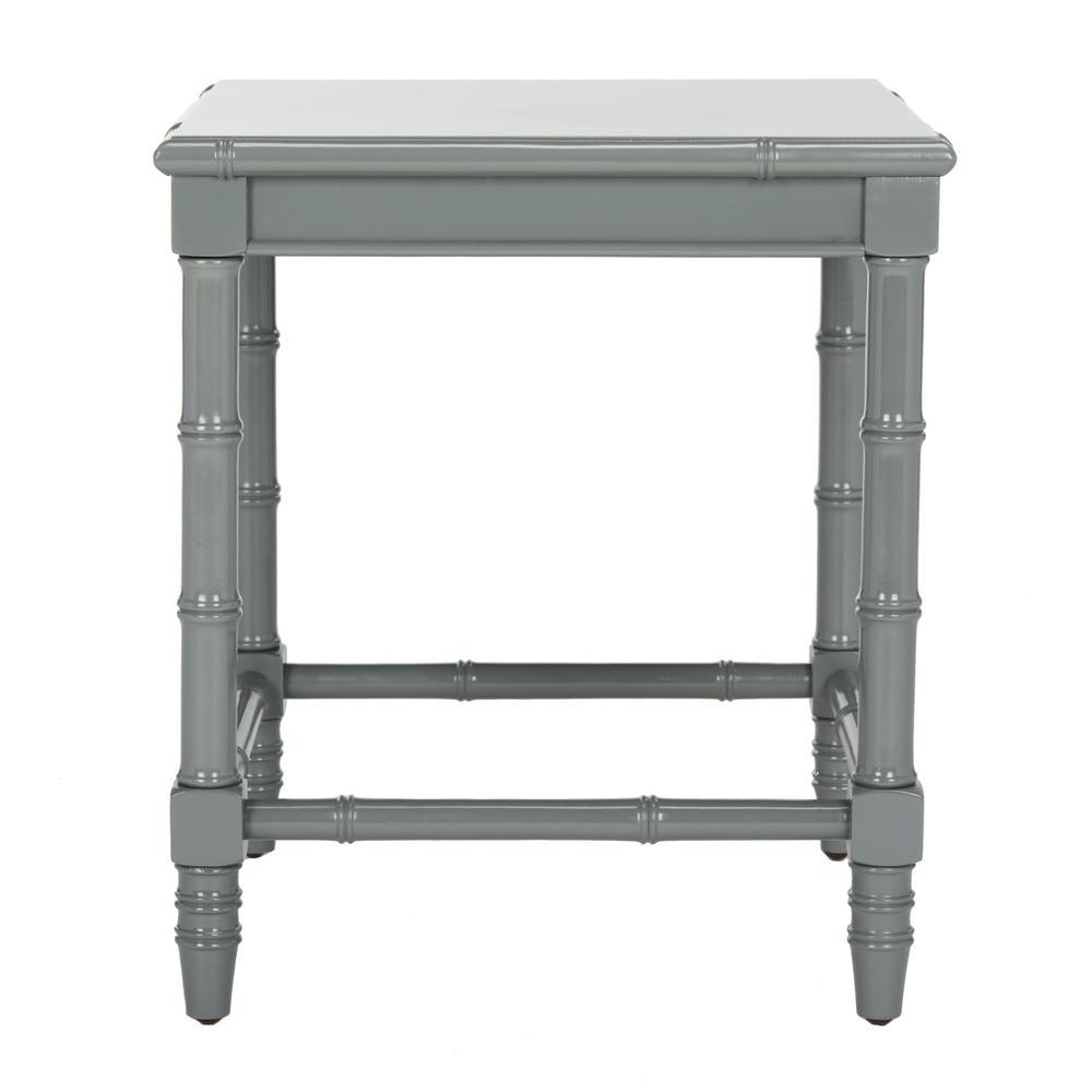Liviah Gray Side Table