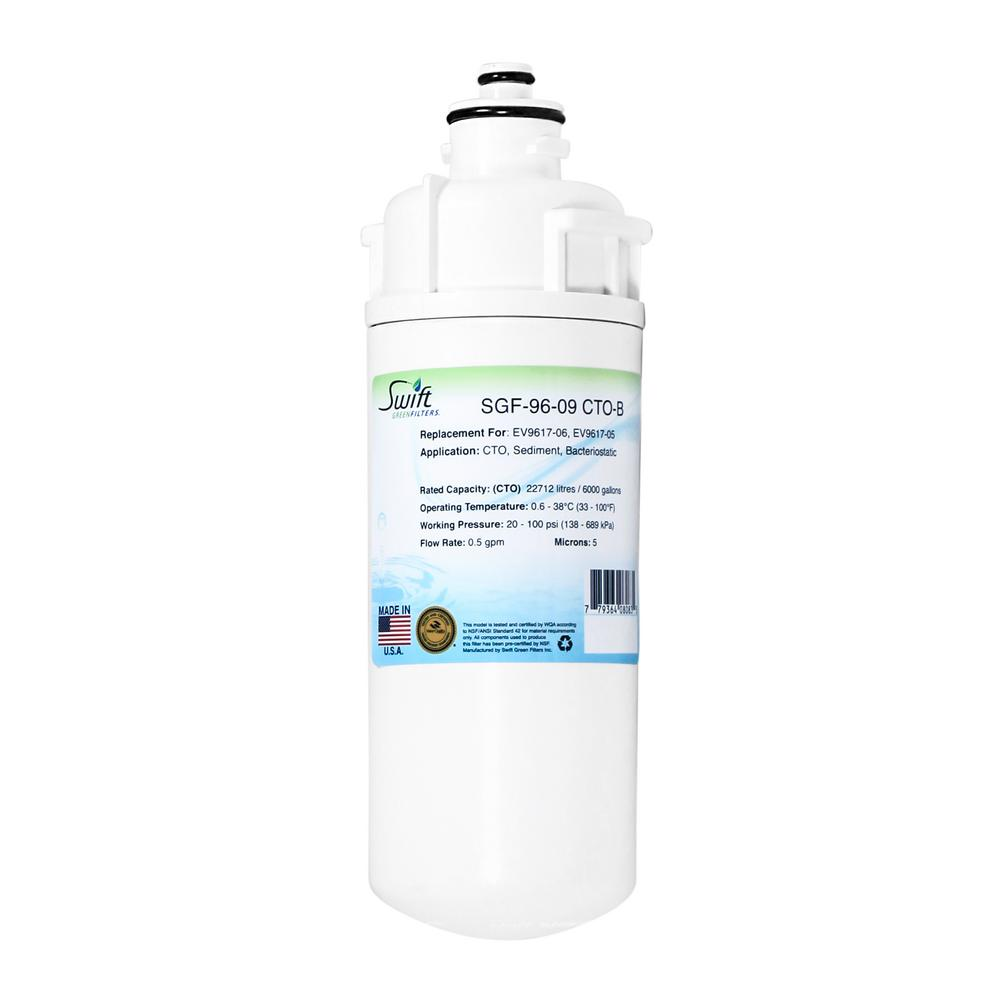 Everpure EV9617-06 and EV9617-05 Replacement Commercial Water Filter