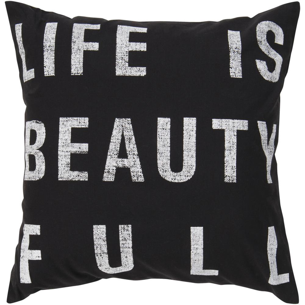 Full Poly Euro Pillow