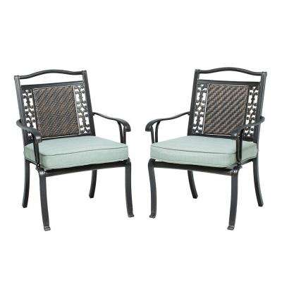 Bellaire Patio Dining Chair (2-Pack)