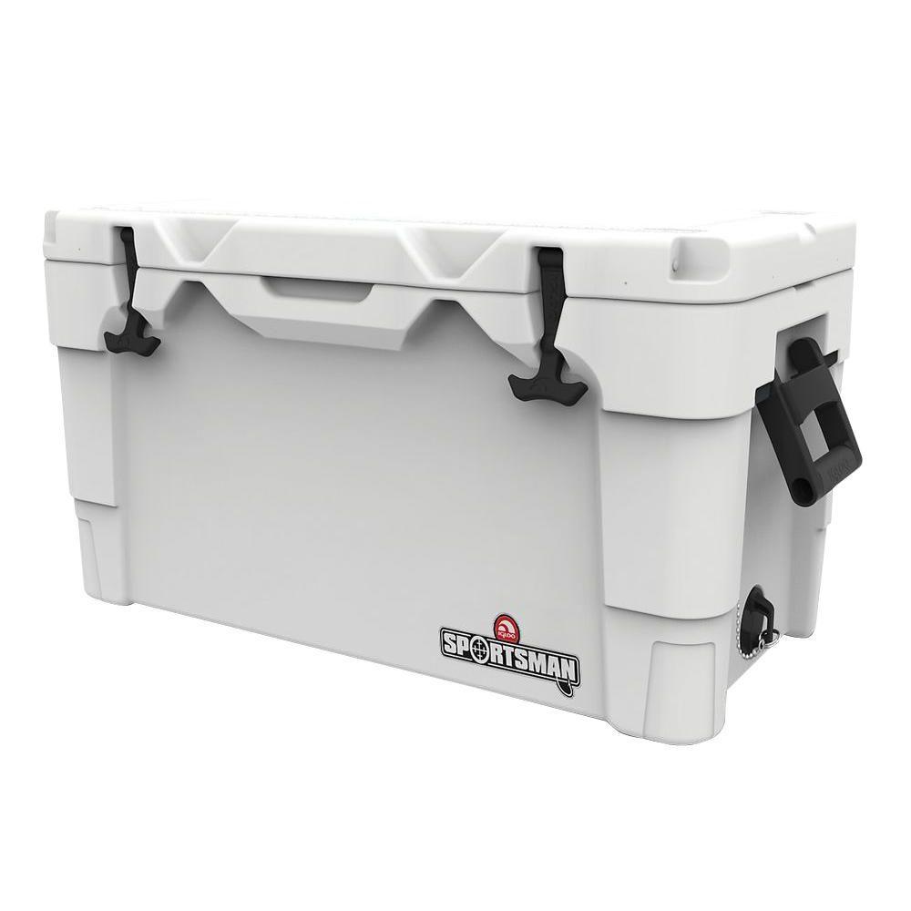 Sportsman 70 Qt. Retractable Handles Cooler