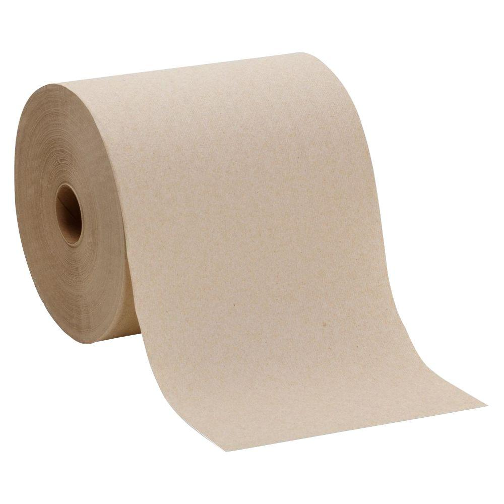 Georgia Pacific Envision Brown High Capacity Roll Paper