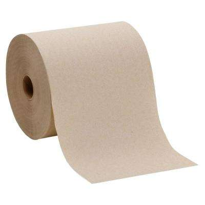 Envision Brown High Capacity Roll Paper Towel (6 Roll per Carton)
