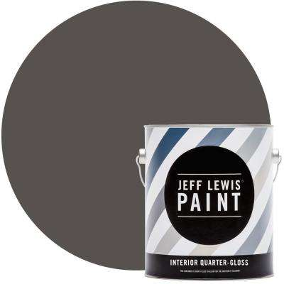 1 gal. #112 Beaver Quarter-Gloss Interior Paint