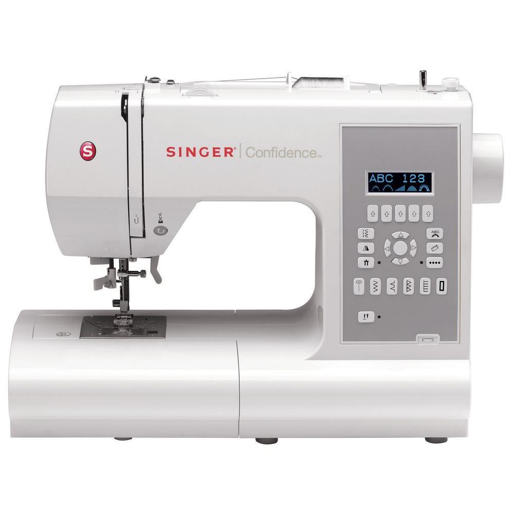 Singer Confidence 225-Stitch Sewing Machine