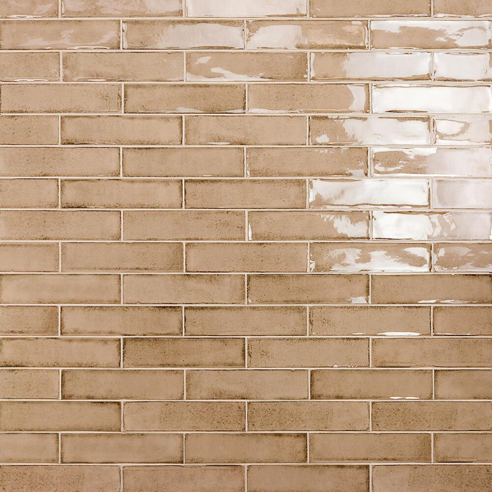 Ivy Hill Tile Moze Taupe 3 In X 12