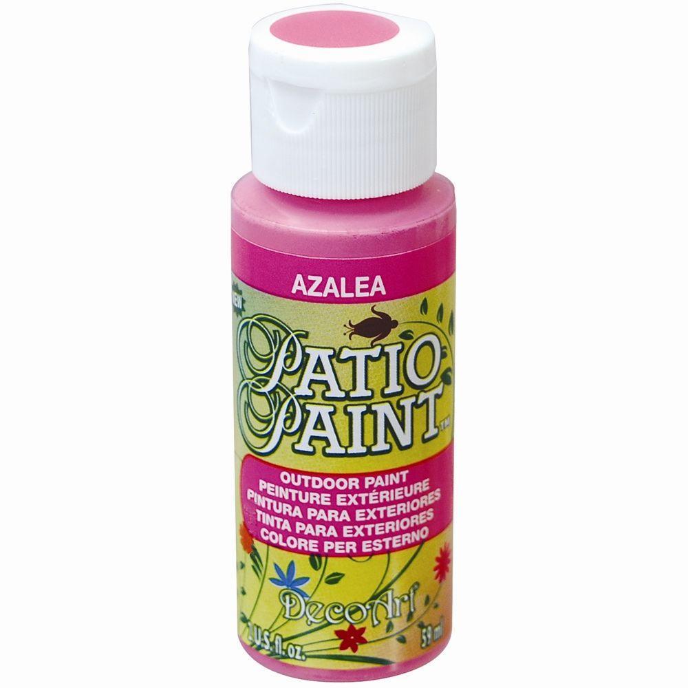 2 oz. Patio Azalea Acrylic Paint