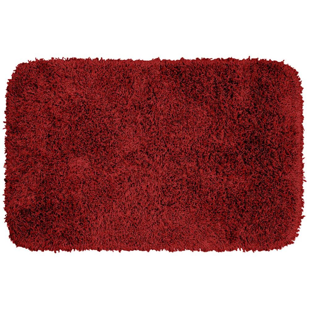 Garland Rug Jazz Chili Pepper Red 24 In X 40 In Washable