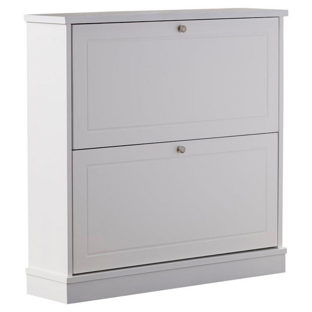 X 30 In 12 Pair Shoe Storage Cabinet