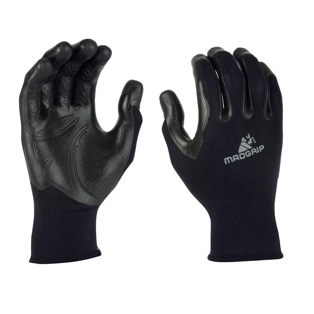 Mad Grip Pro Palm Large/X-Large Flex Glove in Black