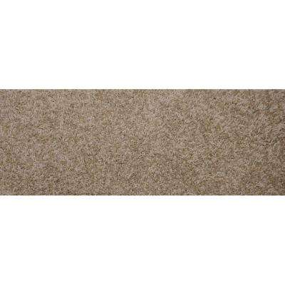 Serenity , color Milk & Cookies, 27 in. wide x 10 in. Flat traditional stair tread