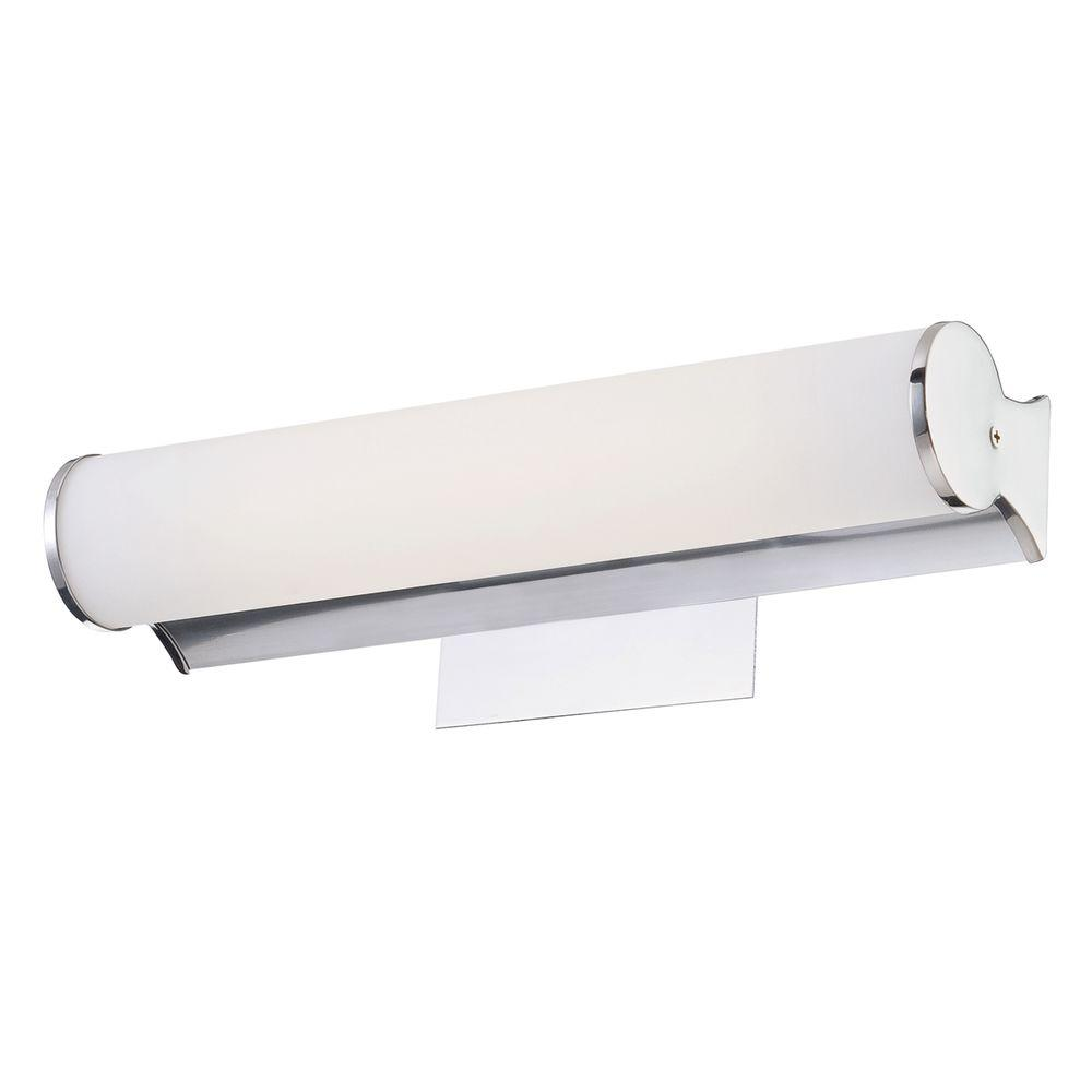 Scepter Collection 1-Light Chrome Sconce