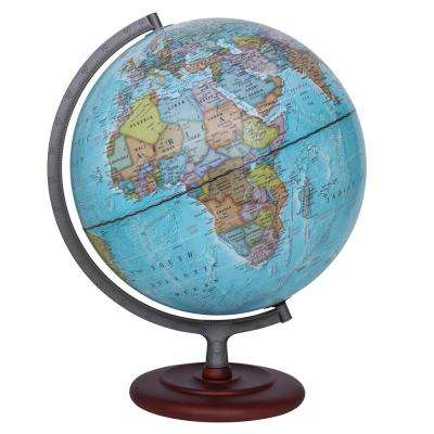 Mariner II Illuminated 12 in. Desktop Globe