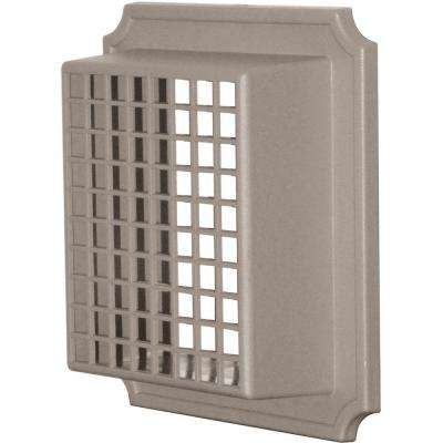 Exhaust Vent Small Animal Guard #008-Clay