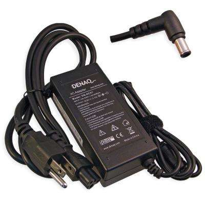 19.5-Volt 2.15 Amp 6.0 mm-4.4 mm AC Adapter for SONY PCG Series Laptops