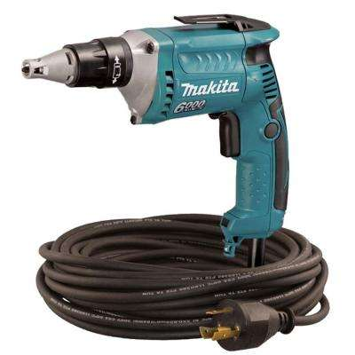 6 Amp 6,000 RPM 1/4 in. Drywall Screw Gun