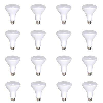 100W Equivalent R40 Dimmable LED Light Bulb (12-Pack)