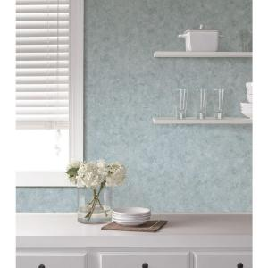 Click here to buy Brewster Giovanni Blue Scratch Marble Wallpaper.