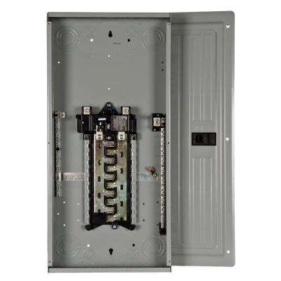 150 Amp 20-Space 40-Circuit Main Breaker Load Center