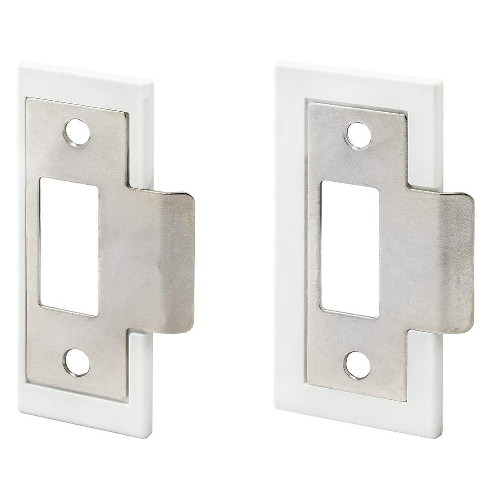 Strike Plates Door Accessories The Home Depot