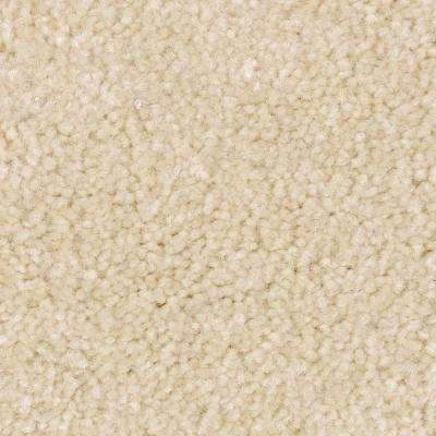 Carpet Sample - Mason I - Color Canvas Texture 8 in. x 8 in.